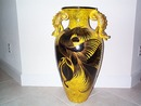 Mexican Pottery Urn