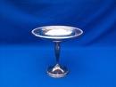 Sterling Silver Pedestal Dish