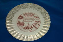 State of Tennessee Souvenir Plate