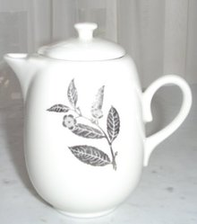 Individual Porcelain Tea Pot