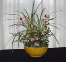 Flower Arrangement in Heager Bowl