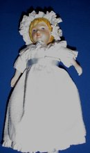 Collector's Victorian Doll Made by Avon 1983-1984