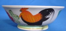 Hand Painted Japanese Porcelain Dish