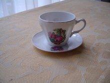 Japanese Demitasse cup w/Saucer Set