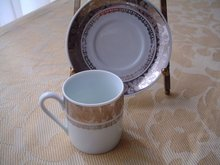 Demitasse cup w/Saucer Set
