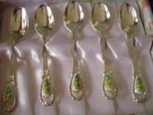 Japanese Demitasse Spoon Set