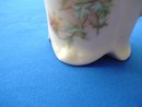 Hand Painted Porcelain Footed Creamer