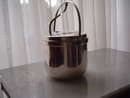 Silver Plate Ice Bucket by Gorham Silver Co