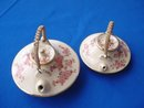 Antique Japanese Water/Soy Sauce Container, Set of 2