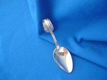 Antique Silver Baby Spoon