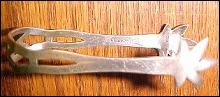Old Sterling Sugar Tongs - Silver