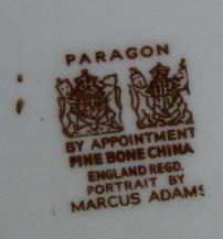 PRINCE CHARLES Porcelain Souvenir  Cup & Bowl