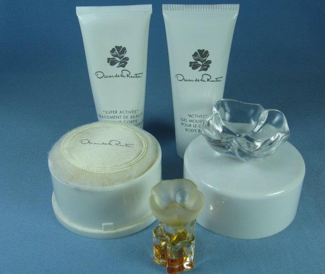 OSCAR de la RENTA Parfum Perfume Gift Set - Estate misc