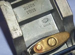 BUICK Cigarette Lighter - Metalware