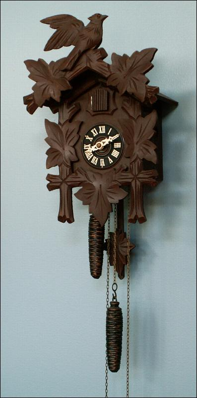 Germany U.S. Zone CUCKOO CLOCK - Misc.