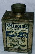 SPEEDOLINE Gasoline Additive - Misc.