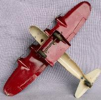 Marx 4 Engine Transport Airplane - Toys