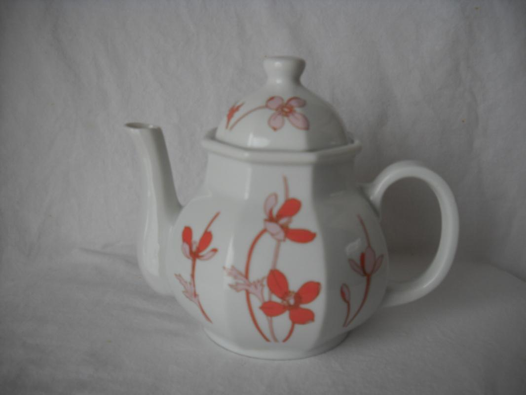 toscany collection, teapot
