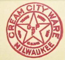 Cream City Enamelware Graniteware - Metalware