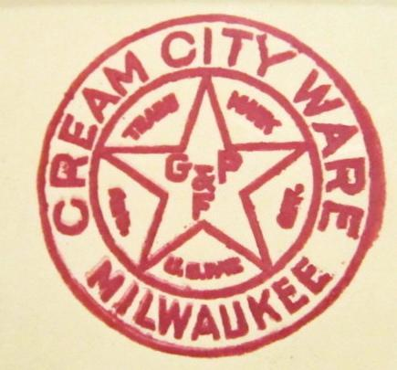 Cream City Enamelware Graniteware - Metalware