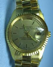 Genuine VERNORS Ginger Ale Quartz Watch