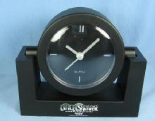 Clock   gambling Little River Casino QUARTZ Desk Clock - Advertising Premium