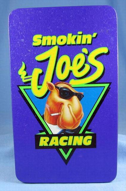 CAMEL Tobacciana Advertising - JOE COOL Smokin' Joes Racing