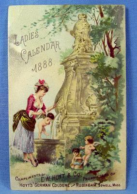 old vintage REWARD OF MERIT - 1903 Teachers Greeting Card to Student - Victorian Embossed  paper