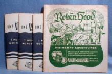 ROBIN HOOD His Merry Adventures View-Master Reels - toys