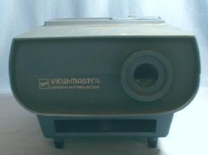 retro  GAF View-Master Entertainer Projector - Vintage electric toy