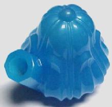 TEAKETTLE INKWELL ROBIN EGG BLUE - Glass