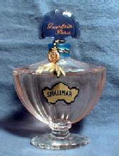 Guerlain SHALIMAR Mini Perfume Glass Bottle