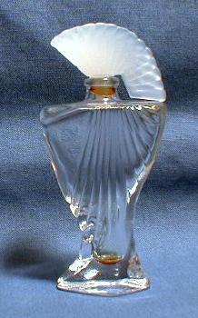 Mini  Perfume DANIEL de FASSON Parfum Deluxe - Decorative Glass Perfume Bottle