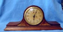 Telechron Electric Mantle Clock - Old Vintage 1940's - time piece misc