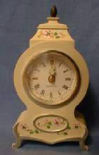 Estate Clock  Miniature Mantle Clock by Westclock - misc