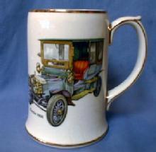 ROLLS ROYCE 1909 - Sadler Pottery Mug