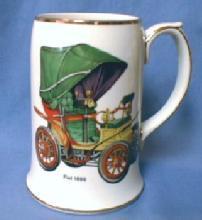 FIAT 1899 Mug  - Sadler Pottery Mug