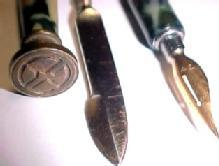 Pen Bakelite 3 piece set - Misc.