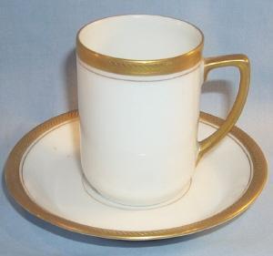 Austrian Porcelain CHOCOLATE POT SET