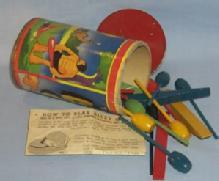 ALLEY OOP Toy Game