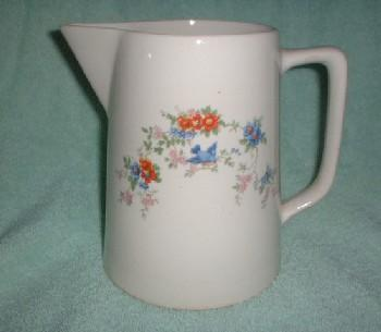 Canonsburg Pottery Pitcher
