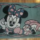 Walt Disney's MINNIE MOUSE Rug - Misc.