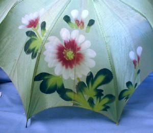 retro Old Childs UMBRELLA - Vintage toy