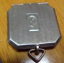 STERLING Locket - Silver