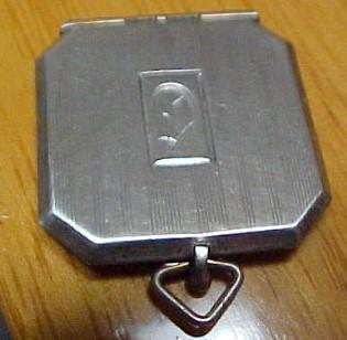 STERLING Locket - Silver