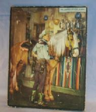 ROY ROGERS Tray Picture Puzzle - Paper