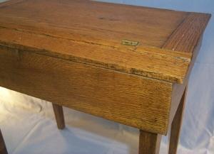 Vintage Child's OAK DESK - Furniture