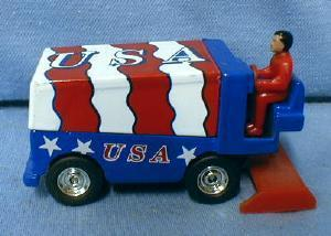 Zamboni USA Olympic Ice Rink Machine - ICE MAKER Toy