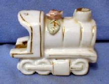 vintage Tobacco  Smoker Ashtray - Porcelain