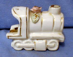 vintage Tobacco  Smoker Ashtray - Porcelain